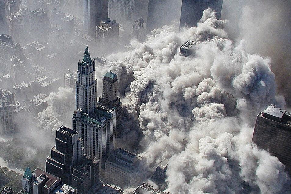 Mit dem New Yorker World Trade Center sank am 11. September 2001 auch der Glaube in Trümmer, der Siegeszug der westlichen Werte sei unaufhaltsam.