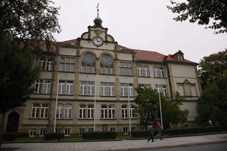 Schule statt Ratssaal: In Heidenau nicht das erste Mal.