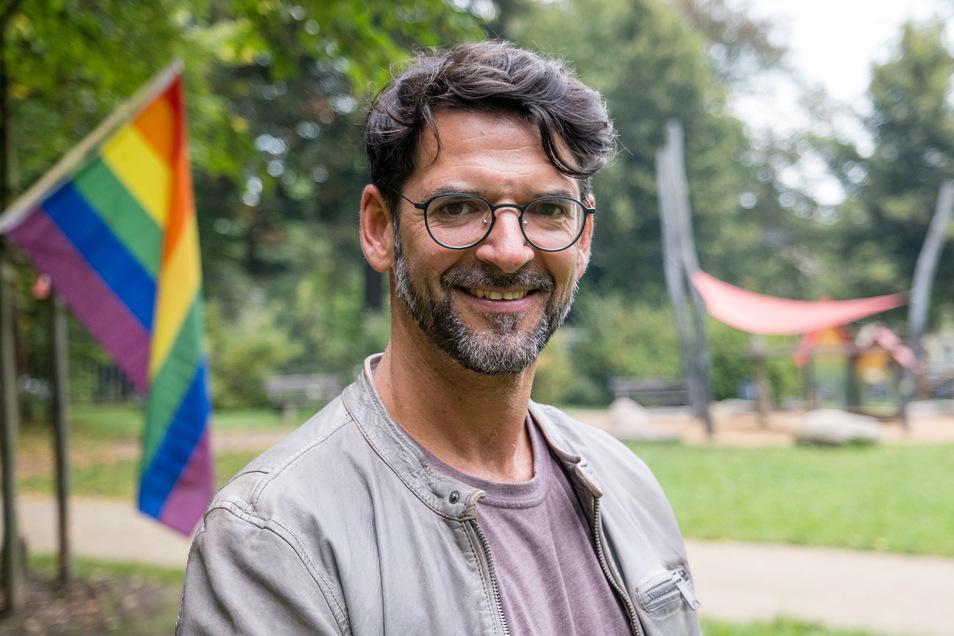 SPD-Bundestagskandidat und Kreisvorsitzender Harald Prause-Kosubek hat jetzt Ärger in der eigenen Partei.