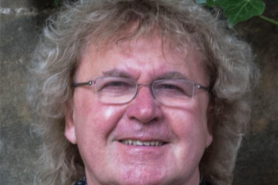Joseph Thomann ist Oberfranke durch und durch, aber beschert dem Messepark Löbau jährlich rund ein Dutzend Konzerte.