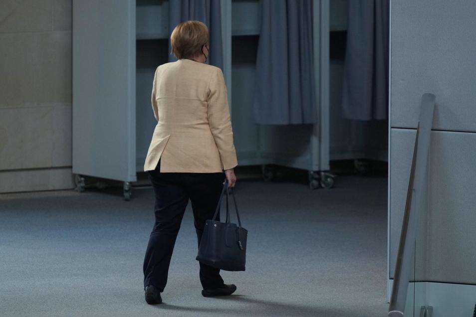 Angela Merkels Amtszeit als Bundeskanzlerin neigt sich dem Ende zu.