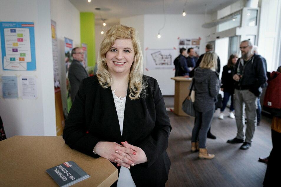 Steffi Meißner, Chefin der Verbraucherzentrale Görlitz: Nerven bewahren, Hilfe holen, rät sie.