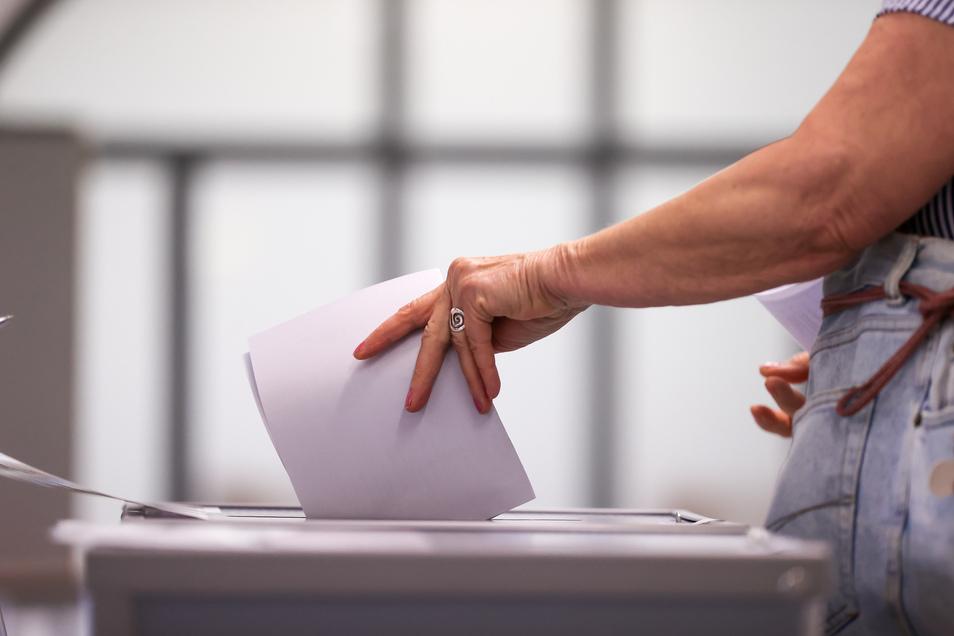 Wem geben die Wahlberechtigten im Kreis Görlitz bei der Bundestagswahl ihre Stimme?