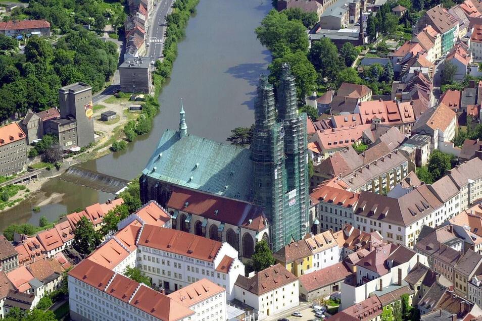 Nach Görlitz in die Neißestadt kommt ein Stück Elite-Uni von Dresden.