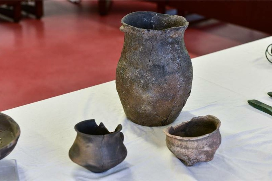 Keramikgefäße