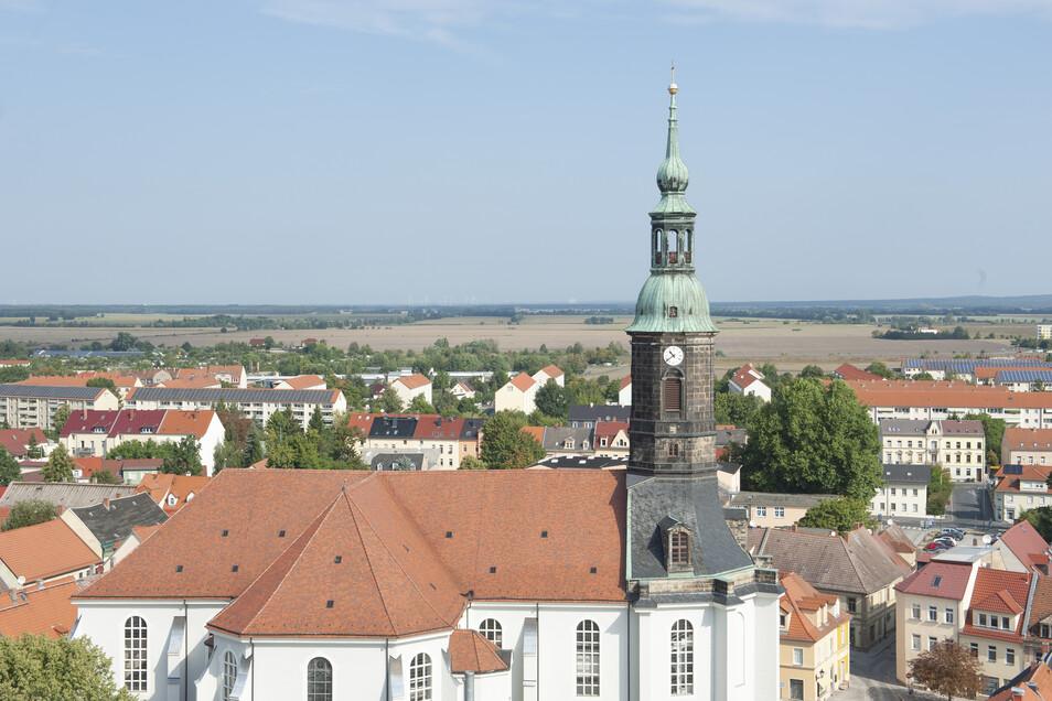 Auch die Marienkirche profitierte vom Städtebaulichen Entwicklungsprogramm.