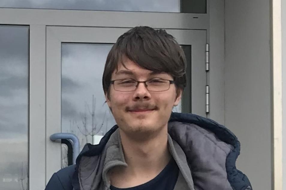 Paul Beurich ist Schüler des Werner-Heisenberg-Gymnasiums und Teil der deutschen Chemie-Nationalmannschaft.