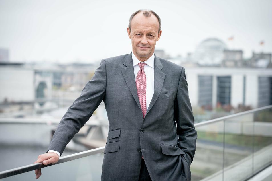 Jetzt ist es offiziell: Friedrich Merz will für die CDU zurück in den Bundestag.