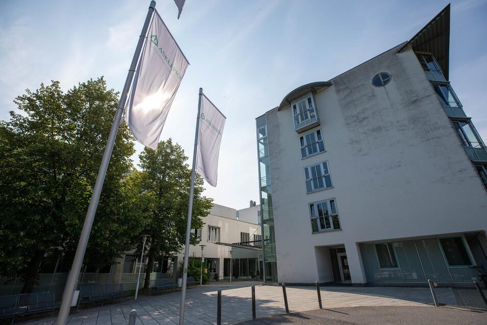 Die Sächsische-Schweiz-Klinik Sebnitz.