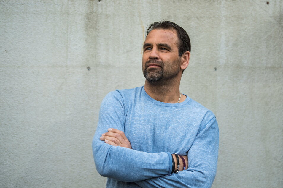 Ulf Kirsten ist Dynamo immer treu geblieben, hat in Dresden sein emotionales Abschiedsspiel als Profi erlebt. Jetzt hofft er auf den Aufstieg.