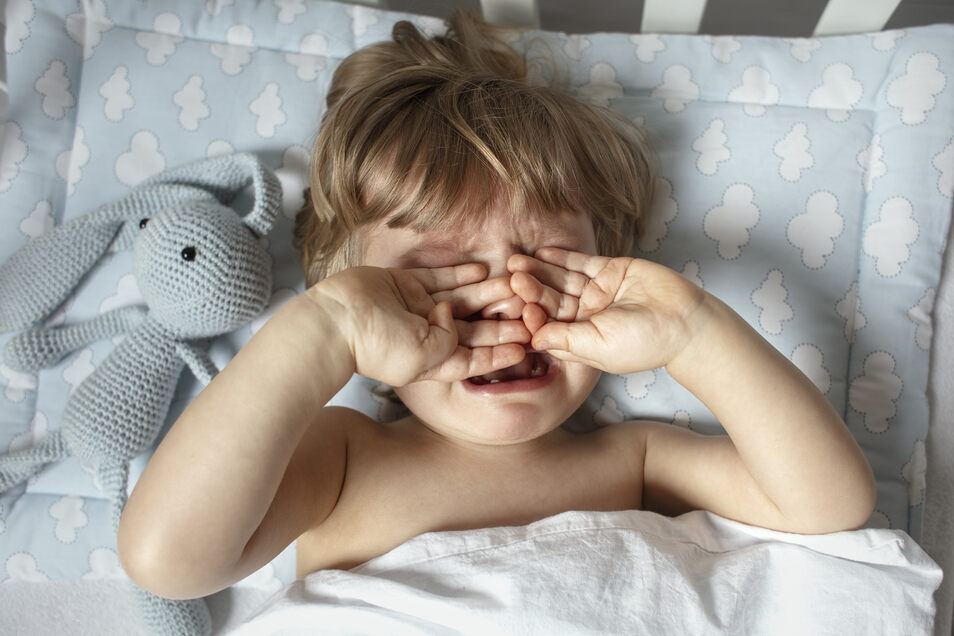 Was steckt hinter dem Phänomen Nachtschreck? Und wie geht man damit um?
