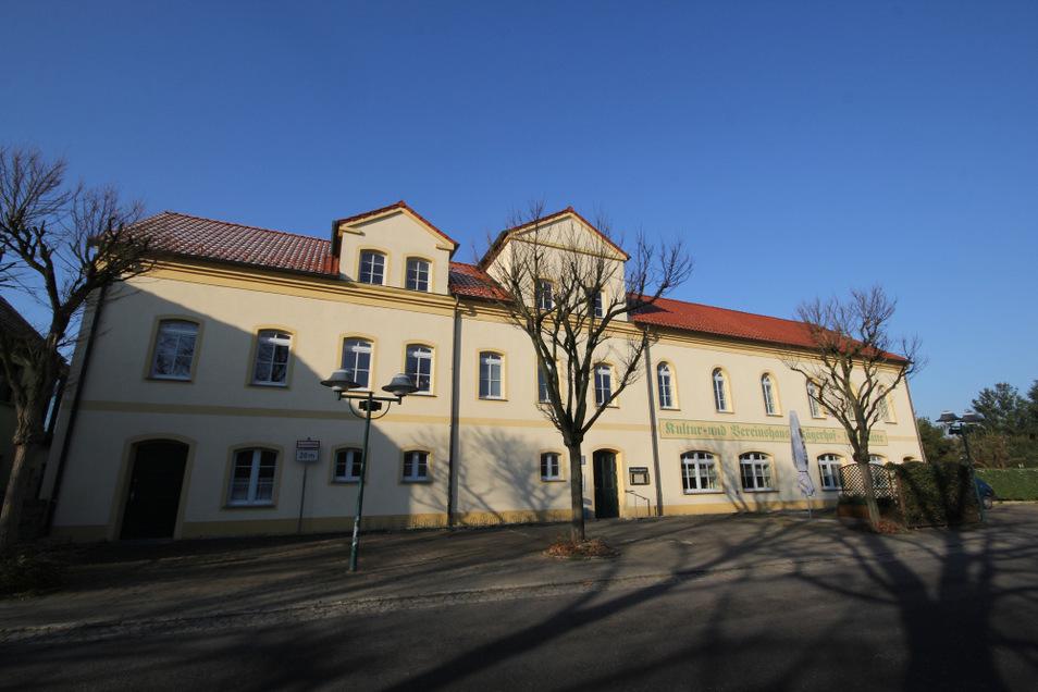 """Vereinshaus """"Jägerhof"""" in Wiednitz"""