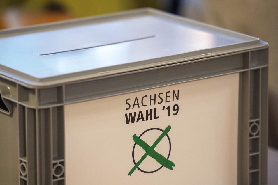 Sachsen wählt: Am 1. September wird der siebte Sächsische Landtag gewählt.