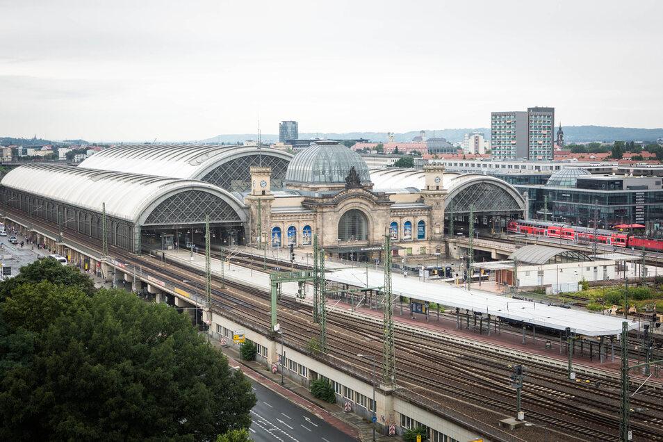 Am Dresdner Hauptbahnhof entdeckte die Bundespolizei am Freitagabend einen Fall von Identitätsbetrug.