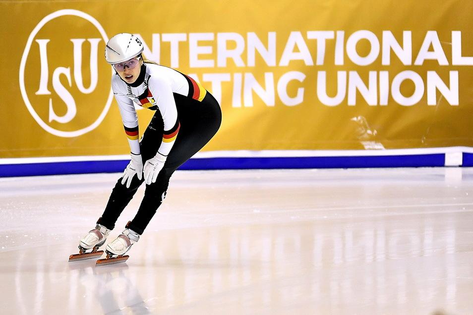 Anna Seidel kehrt mit drei Medaillen von der EM in Polen zurück.