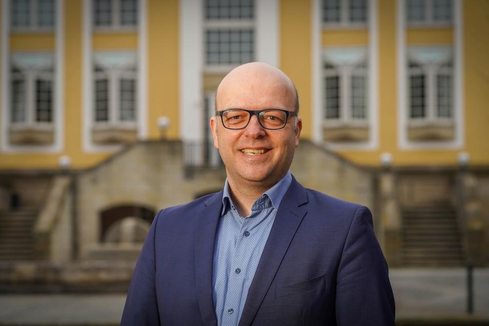 Sebastian Kieslich ist Leiter des Bildungsguts Schmochtitz Sankt Benno.