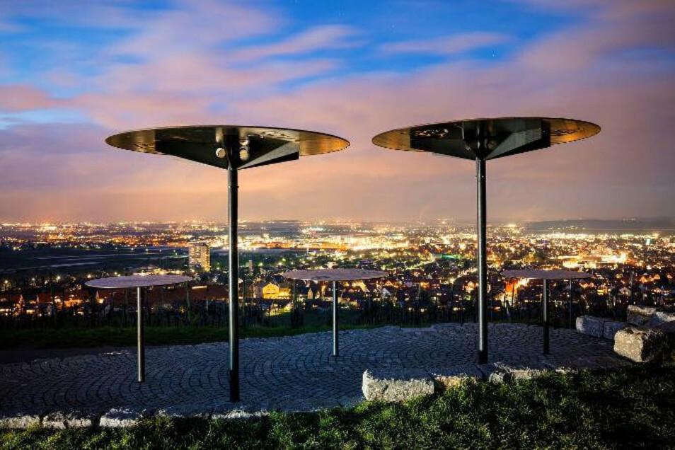 """""""Kapellberg"""" heißt dieses Foto, das in der neuen Ausstellung im Rathaus-Foyer zu sehen ist."""