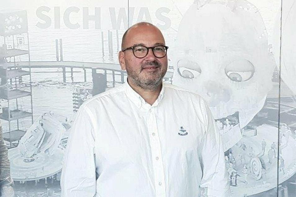 Rainer Erdmann ist neuer Geschäftsführer in dem von der österreichischen Zimm Group geführten Ohorner Getriebewerk.