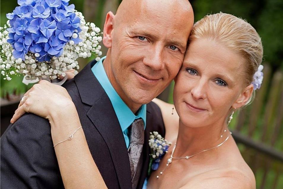 Marisa und Michael Harnich   Geheiratet: am 11. August 2017  Wo: im Standesamt Bernstadt  Wohnhort: Fahrenshausen