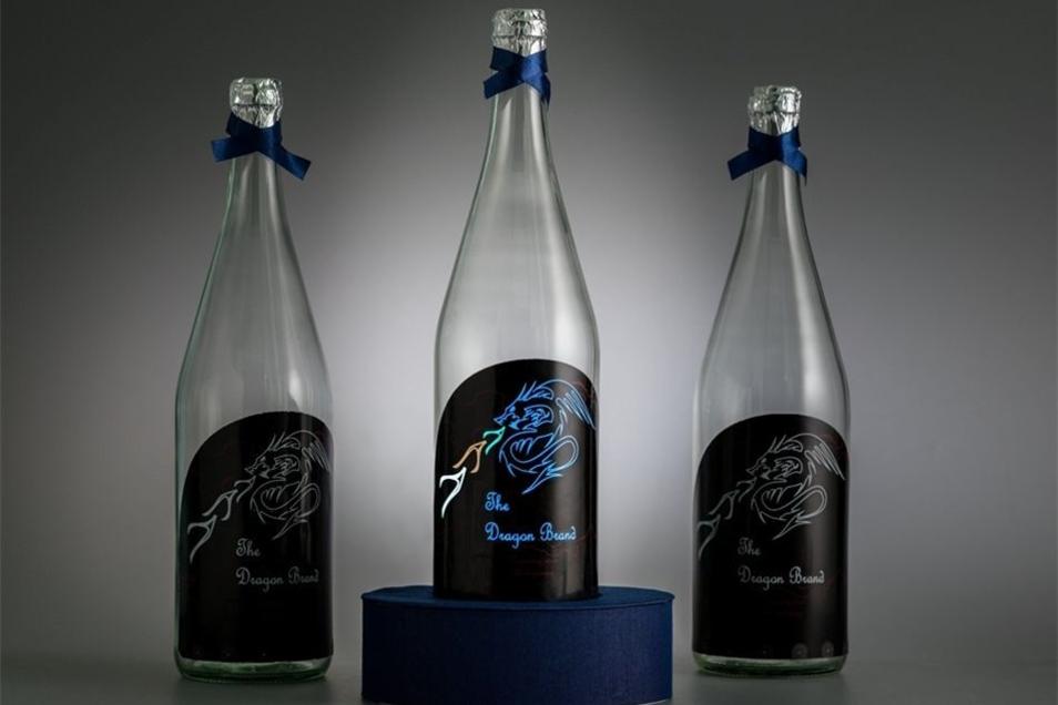 Die Firma Saralon bringt Etikette zum Leuchten.