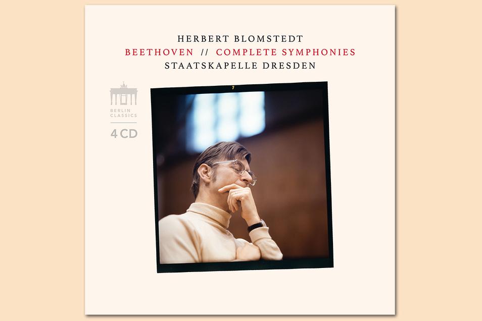 """Herbert Blomstedt bei den Beethoven-Aufnahmen in den 1970er-Jahren in der Dresdner Lukaskirche: """"Es ist perfekte Musik, jede Note ein psychologisches Drama."""" Gerade deswegen besitzt Blomstedts Interpretation stets menschliche, empfindsame bis freundliche"""