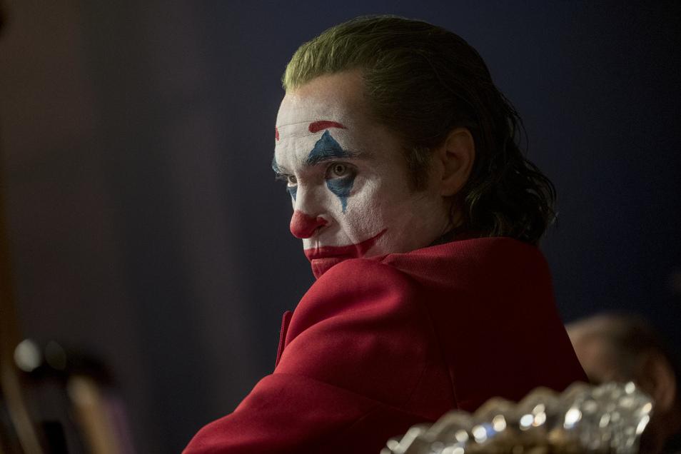 """Joaquin Phoenix ist für seine Rolle als """"Joker"""" für den Oscar nominiert."""