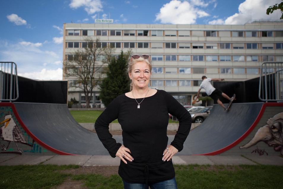 Als das Bild im Frühjahr 2015 entstand, agierte Barbara Lässig noch im Namen der FDP im Jugendhilfeausschuss.