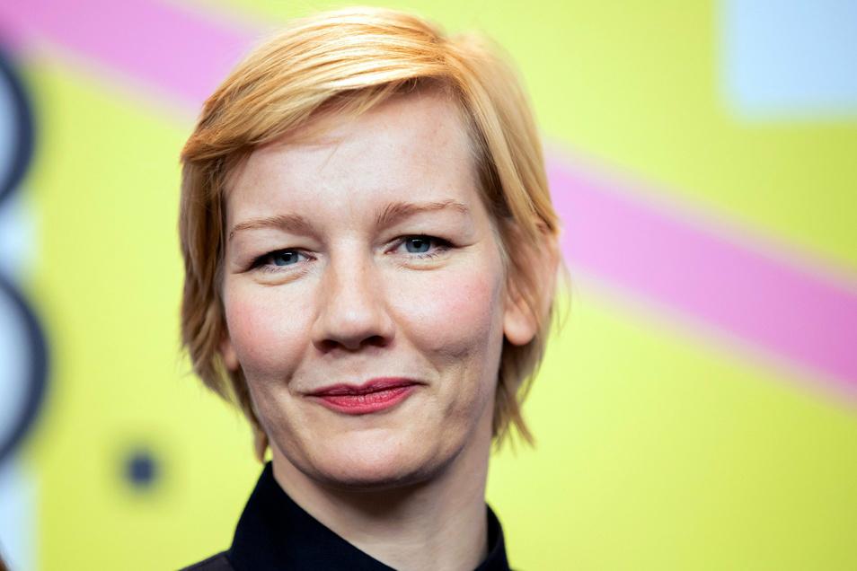 Sandra Hüller hat die analoge Version ihres Albums bei einem Dresdner Label veröffentlicht.