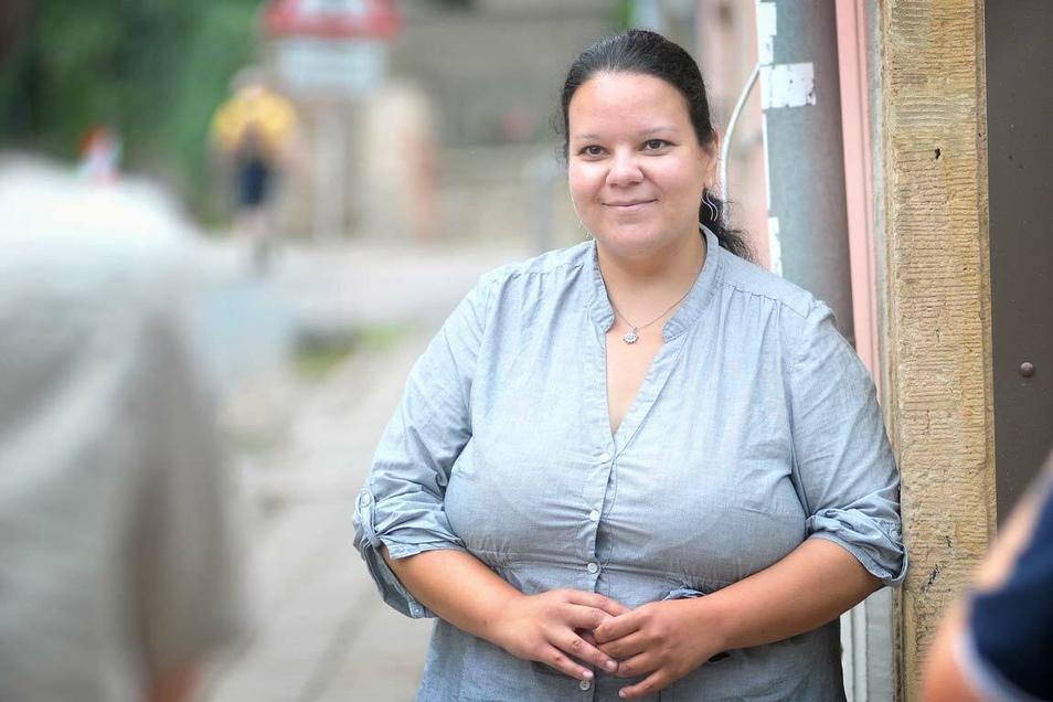 Aliki Reyes ist seit 2016 bei der Stiftung Soziale Projekte als Jugend- und Familienarbeiterin tätig.
