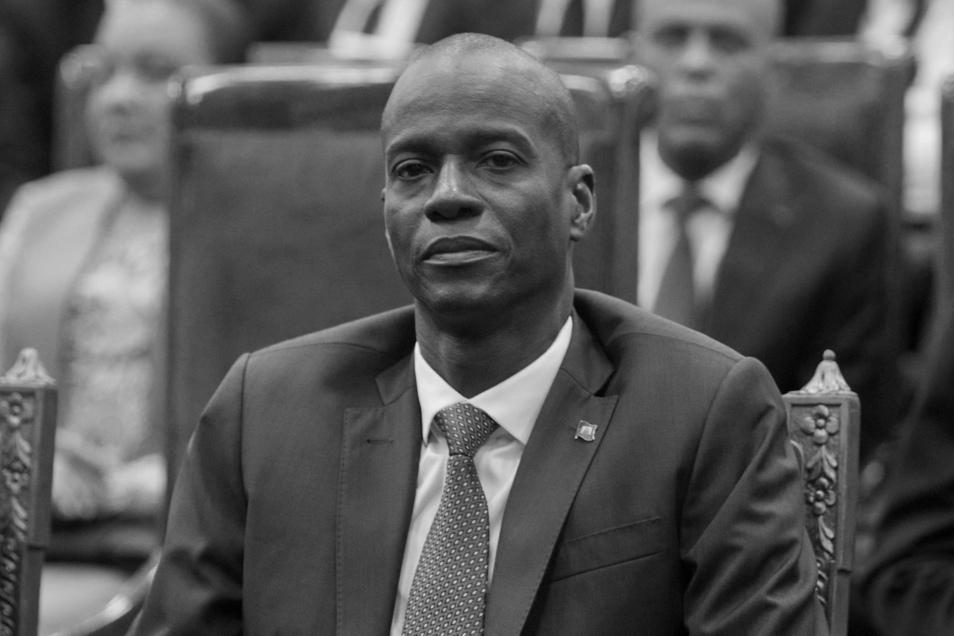 Der haitianische Präsident Jovenel Moïse ist von bisher Unbekannten überfallen und getötet worden.