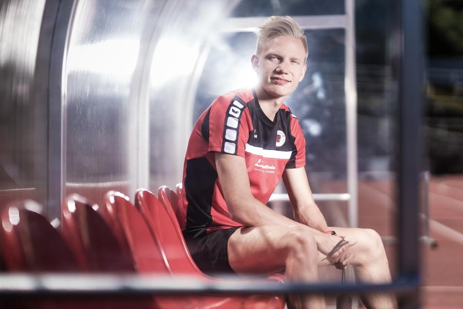 Jonathan Schmidt wird künftig nicht mehr für den DSC starten, aber im Herzen Dresdner bleiben.