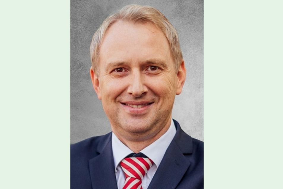 Mathias Kockert tritt für die CDU an. Er will den ländlichen Raum stärken und besser anbinden.