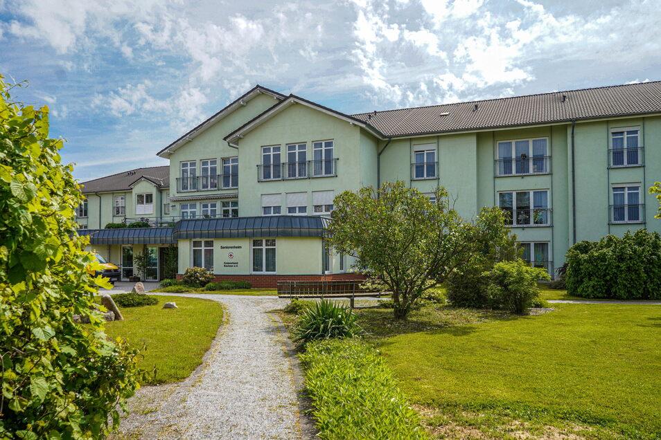 Vor 20 Jahren wurde das Haupthaus des DRK-Pflegeheims in Königswartha eröffnet. Gefeiert wird gemeinsam mit den Bewohnern.