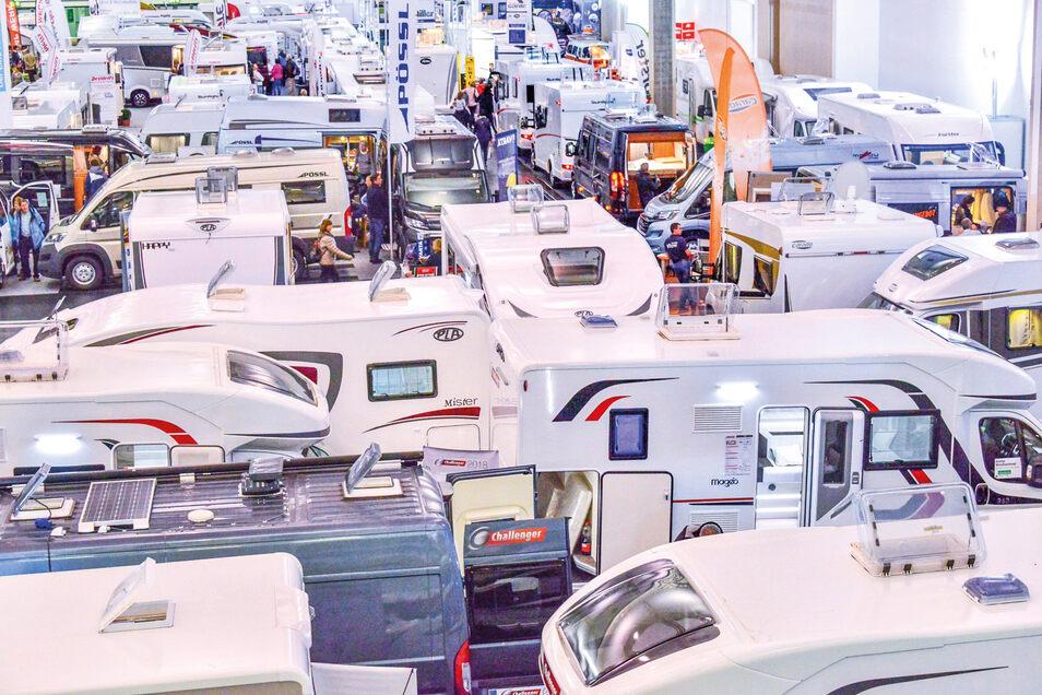 Anbieter von Touren in alle Welt präsentieren sich auf der Reisemesse Dresden.