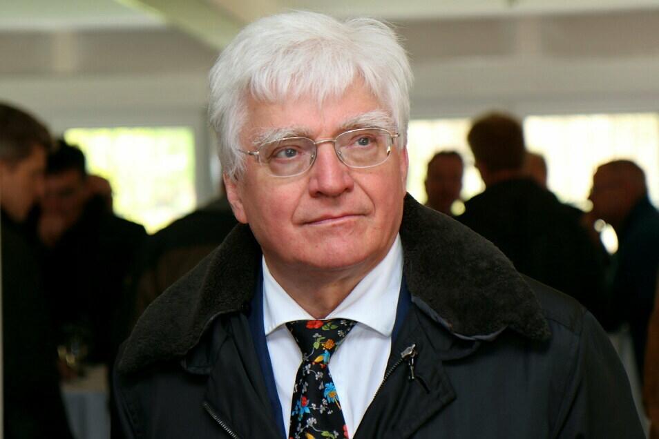 """Winfried Stöcker - hier ein Archivbild - ist wegen seiner nicht zugelassenen """"Impfung"""" derzeit im Fokus der Öffentlichkeit."""