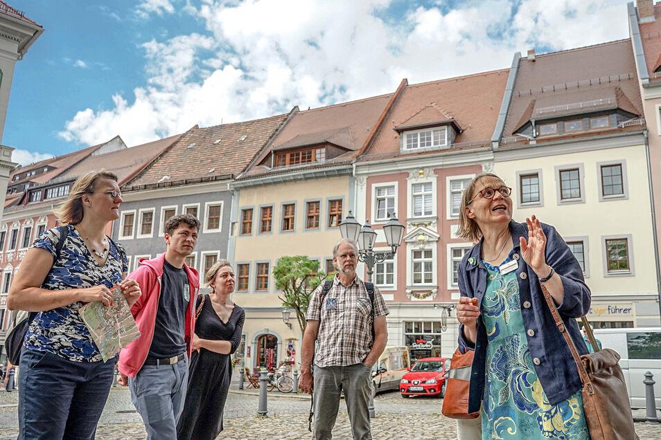 Bautzen ist sehenswert. Das wissen auch die Touristen. Die Zahl der Besucher steigt.