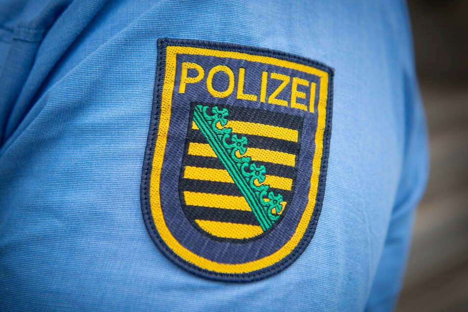 Die drei Männer sind von Polizeibeamten in Roßwein gestellt worden.