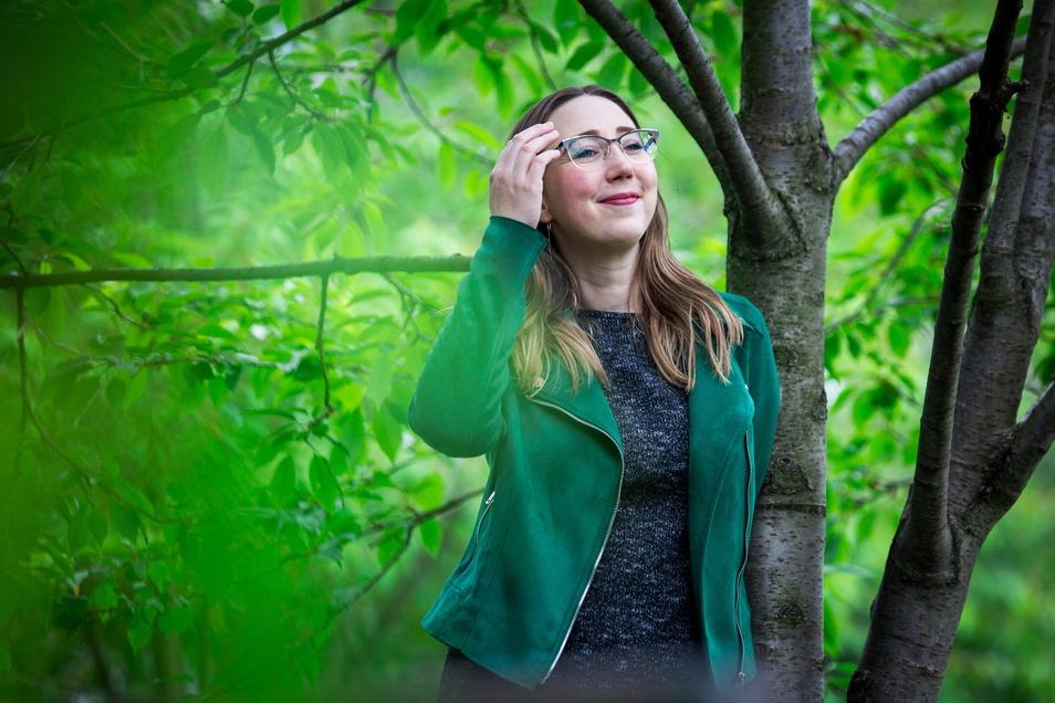 Nicole Baumgärtel ist zweimal um die Welt gereist und schreibt jetzt Bücher über Fernweh.