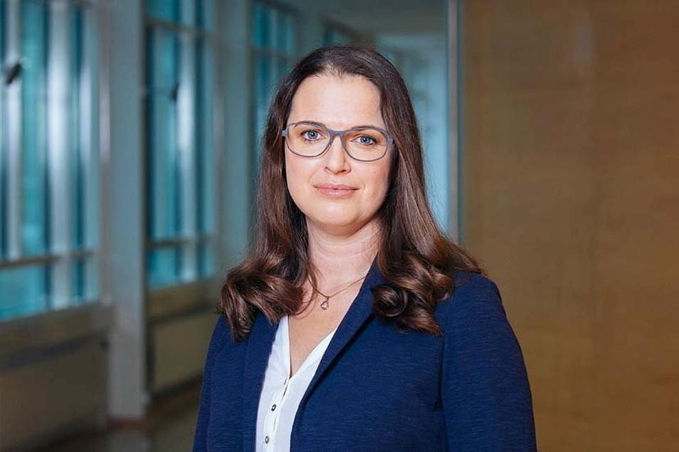 Viola Martin-Mönnich ist Pressesprecherin der Sachsen-Energie Ost AG.