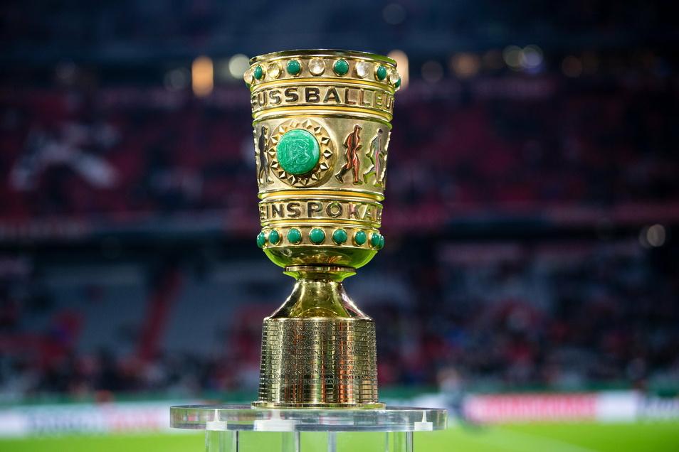 Am 13. Mai steigt im Berliner Olympiastadion das Finale im DFB-Pokal. Titelverteidiger sind die Münchner Bayern, die - sofern sie die 2. Runde überstehen - im Achtelfinale eine machbare Aufgabe vor sich haben.