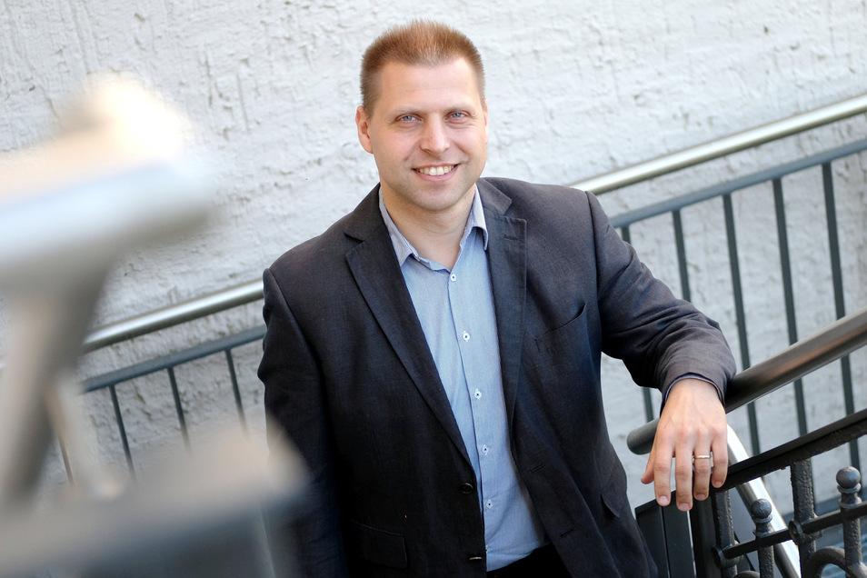 Klipphausens Bürgermeister Mirko Knöfel kann sich über mehr Handlungsspielraum freuen.