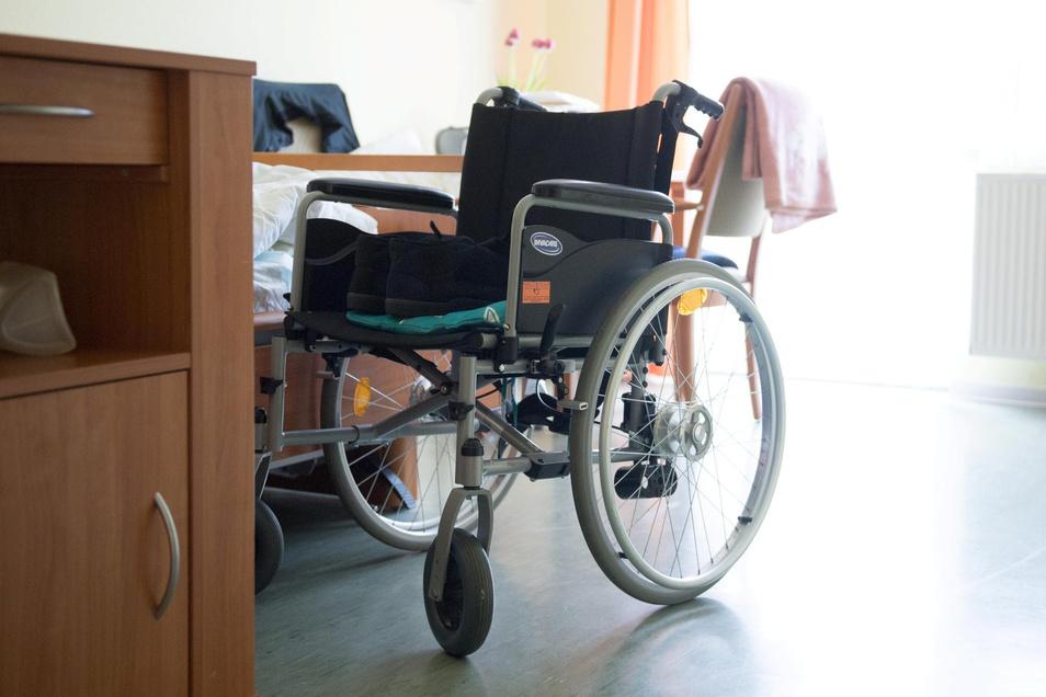 Ein Zimmer im Pflegeheim ist für die viele Pflegebedürftige kaum noch zu bezahlen.