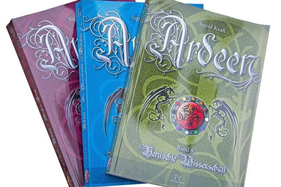 Die Ardeen-Reihe entführt die Leser in eine magische aber logische Welt.