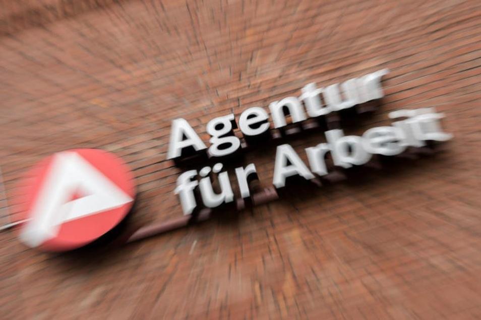 Die Agentur für Arbeit vermeldete am Freitag die aktuellen Zahlen.