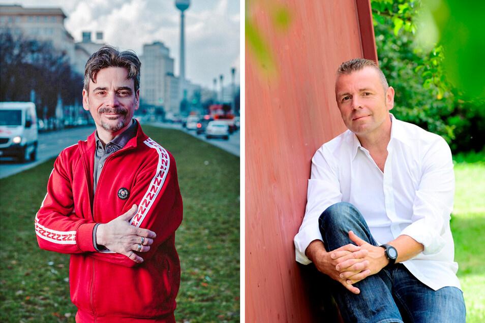 Martin Gaedt (links) und Jürgen H. Krenzer werden den Besuchern des Tourismustages Tipps für die künftige Arbeit geben.