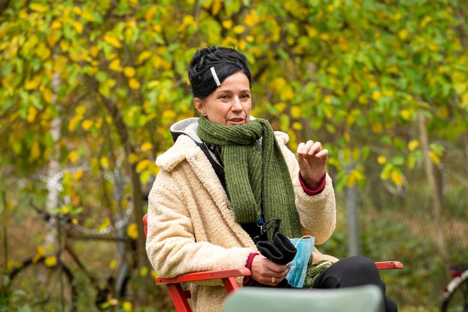 Regisseurin Harriet Meining: Ein Kurzfilm als düstere, abgründige Vision voller Rätsel.