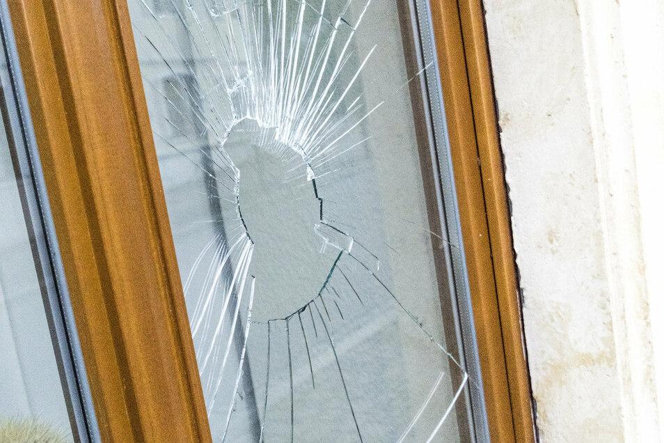 Immer wieder werden Dresdner Opfer von Vandalismus,