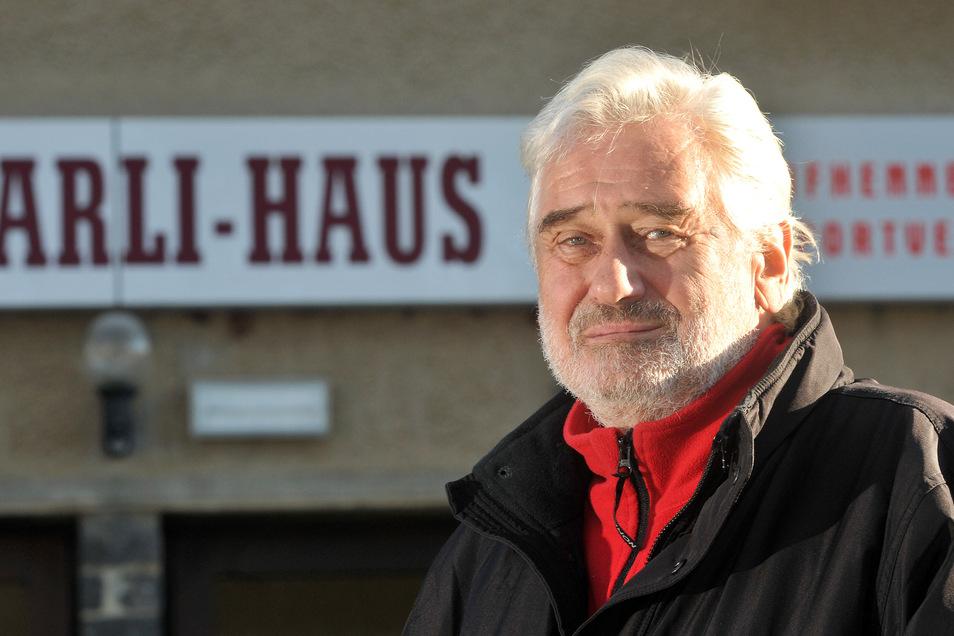 Hartmut Jentsch aus Seifhennersdorf hat sich Gedanken zur Geschichte der Oberlausitz gemacht.