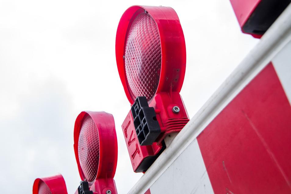 Ab nächster Woche gibt es Änderungen an der Verkehrsführung auf der B170.