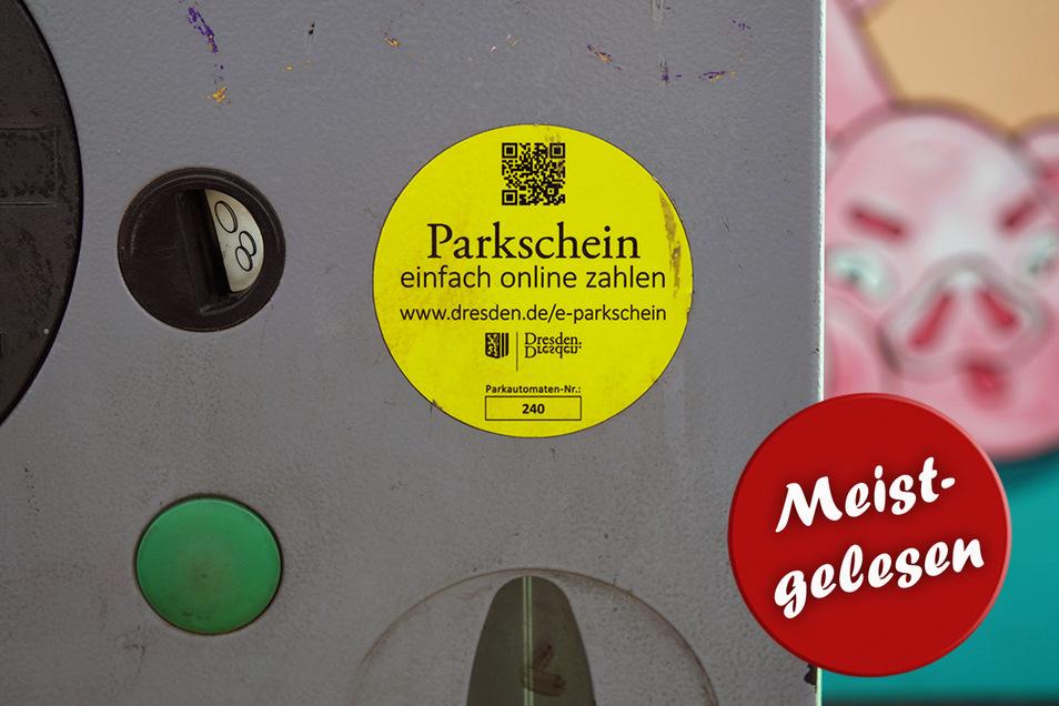 Die Parkgebühren in Dresden sollen deutlich steigen.